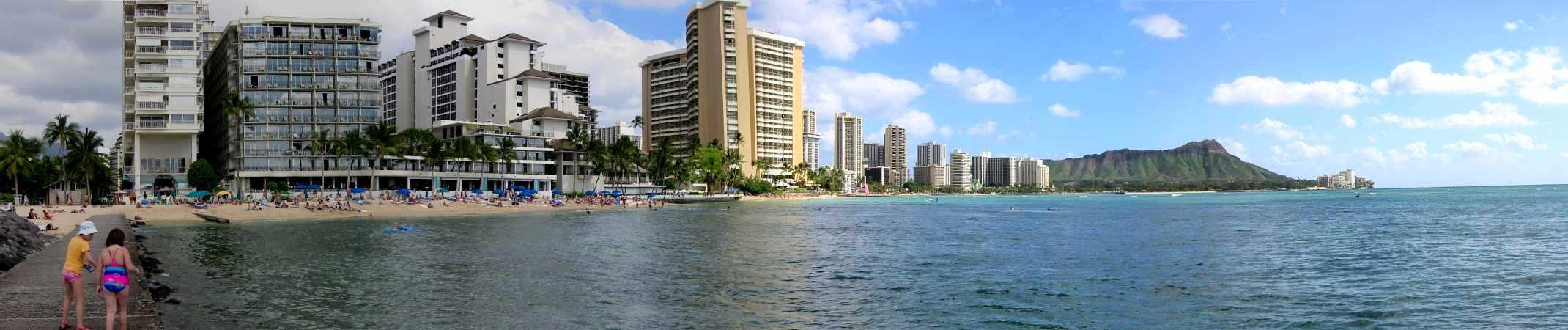 Waikiki Beach Marriott Resort Spa Package Hotel Transfer