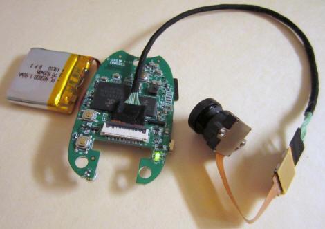 Car Keys Micro Camera Manuale Italiano