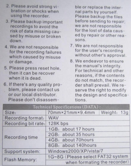 usb spy camera instructions